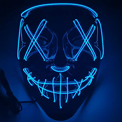 Higher Led Face Mask – Perfect For Halloween